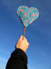 Sticky Hands, Sticky Heart. Why so sticky? - Raising Sticky Hands To Heaven - raisingstickyhands.com