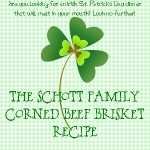 The Schott Family Corned Beef Brisket Recipe