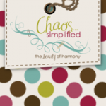 Review: Chaos...Simplified The Womans {life} Planner