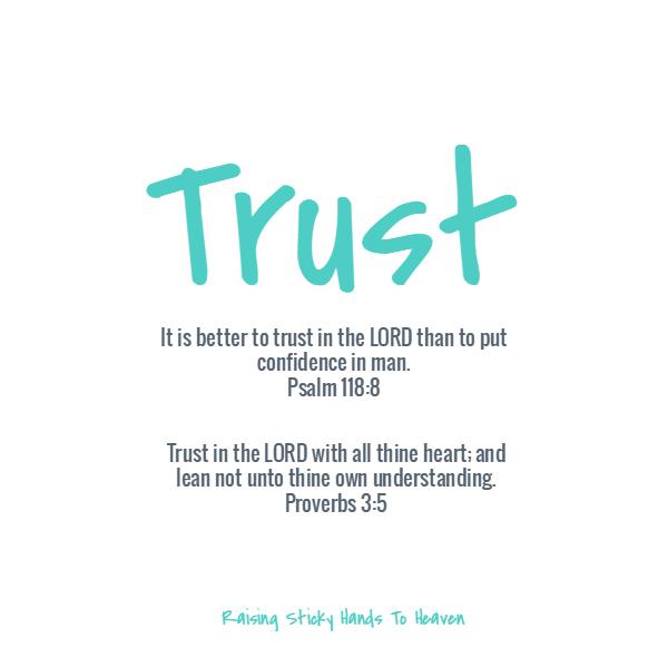 Trust - Raising Sticky Hands To Heaven
