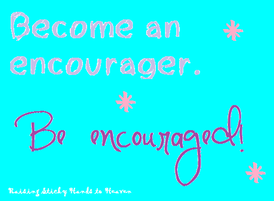 Encouragement Challenge 2014