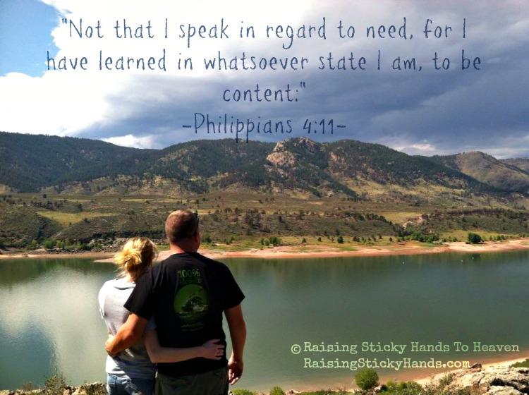 Emily's #Verse2014: Philippians 4:11